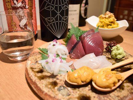 「料理×日本酒」で夜を楽しむ